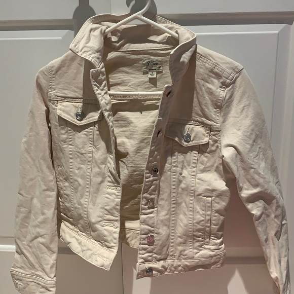J Crew Denim Jacket